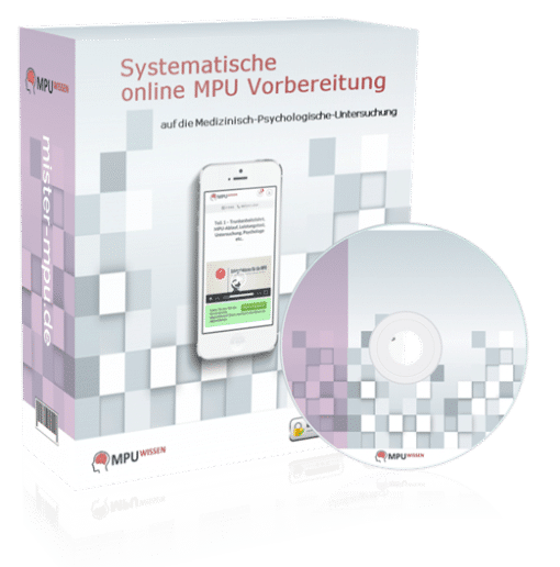 MPU Online Vorbereitung