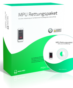 Online MPU Vorbereitung